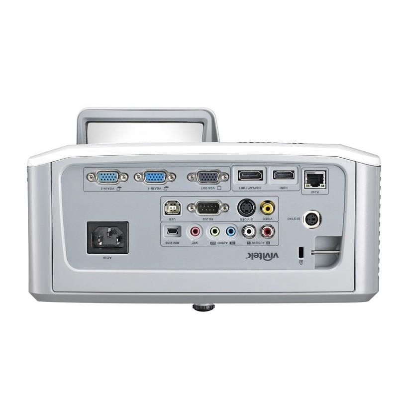 Proyector Vivitek D755WT - Conectividad