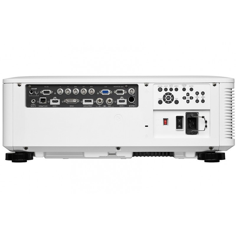 Proyector Vivitek Láser DU8090Z - Conectividad