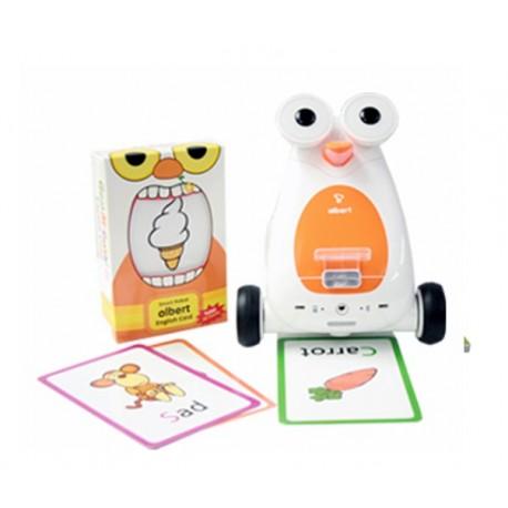 Albert Smart Robot - Card Pack