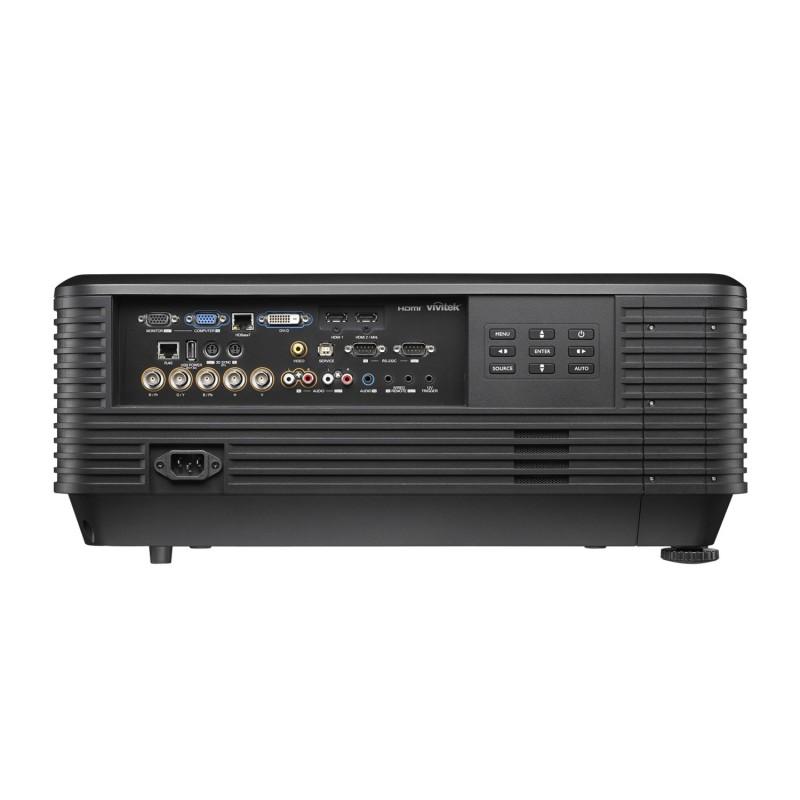 Proyector Vivitek Láser DU7090Z - Conectividad