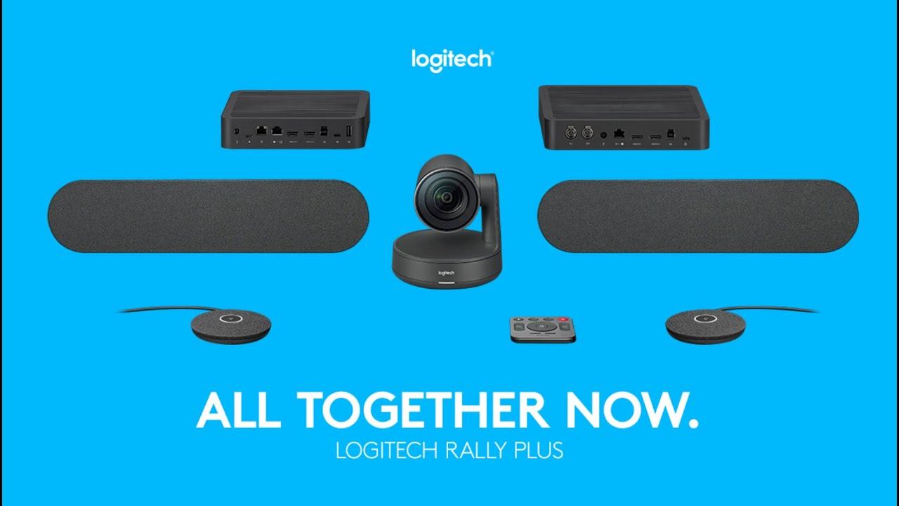 Logitech Rally Plus Portada